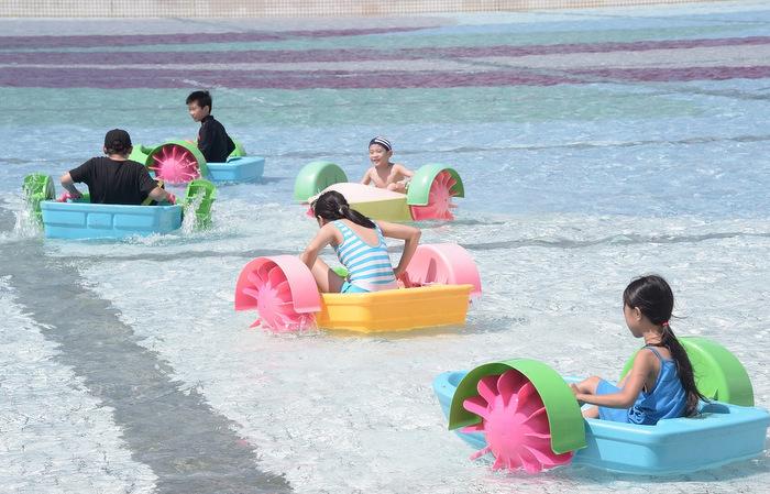 [新聞] 水上鋼鐵人加入台北河岸童樂會 添精彩