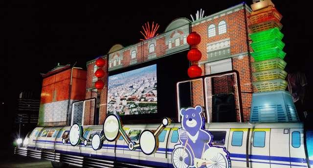 [新聞] 上海旅遊節10日開幕 台北花車參展重現舊城經典